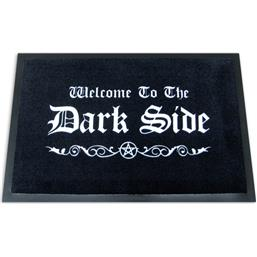 Welcome To The Dark Side dørmåtte