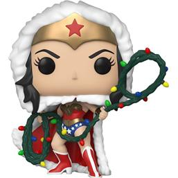 Jul: Wonder Woman with String Light Lasso Holiday POP! Vinyl Figur (#354)