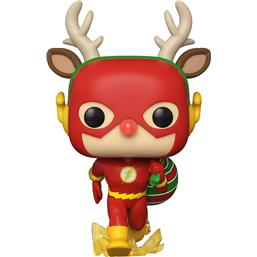 The Flash Holiday Dash POP! Vinyl Figur (#356)