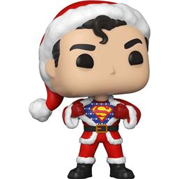 Superman: Superman in Holiday Sweater POP! Vinyl Figur (#353)