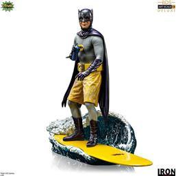 Batman Deluxe BDS Art Scale Statue 1/10 21 cm