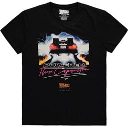 Powered by Flux Capacitor T-Shirt