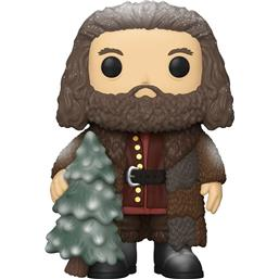 Rubeus Hagrid Holiday POP! Movies Vinyl Figur (#126)