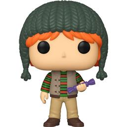 Harry Potter: Ron Weasley Holiday POP! Movies Vinyl Figur (#124)