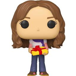Harry Potter: Hermione Granger Holiday POP! Movies Vinyl Figur (#123)