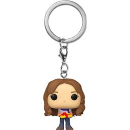 Hermione Granger Holiday Pocket POP! Nøglering