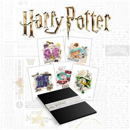 Harry Potter: Harry Potter Lithograph 10-Set 36 x 28 cm