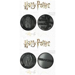 Harry Potter: Hermione & Ginny Limited Edition Collectable Coin 2-pack