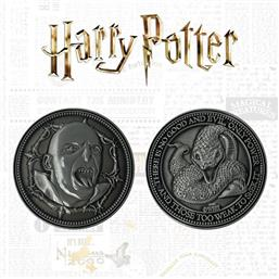 Lord Voldemort Collectable Coin Limited Edition