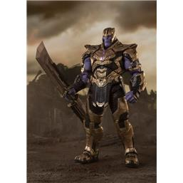 Thanos Final Battle Edition S.H. Figuarts Action Figure 20 cm