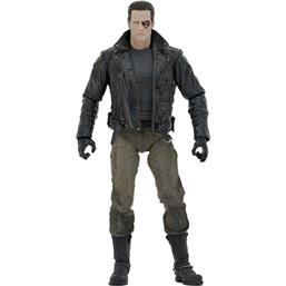Ultimate Police Station Assault T-800 (Motorcycle Jacket) Action Figure 18 cm