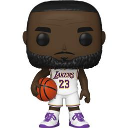 NBA: LeBron James (LA Lakers) POP! Sports Vinyl Figur