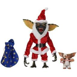 Santa Stripe & Gizmo Action Figure 2-Pack 18 cm