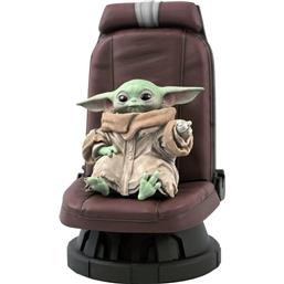 Star Wars: The Child in Chair Premier Collection Statue 1/2 30 cm