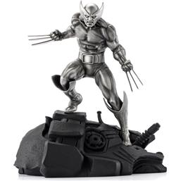 Wolverine Victorious Tin Statue Limited Edition 24 cm