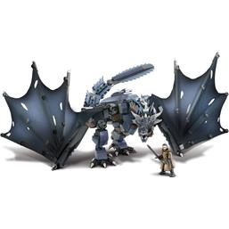 Game Of Thrones: Ice Viserion Showdown Mega Construx Black Series Samlesæt