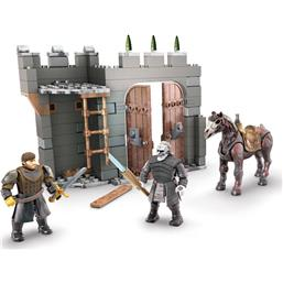 Game Of Thrones: Winterfell Defense Mega Construx Black Series Samlesæt