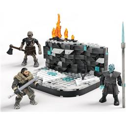 Game Of Thrones: Battle Beyond The Wall Mega Construx Black Series Samlesæt