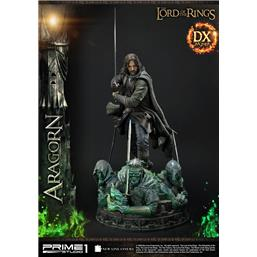 Lord Of The Rings: Aragorn Deluxe Version Statue 1/4 76 cm