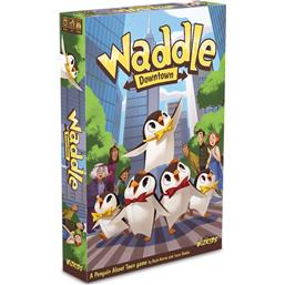 Waddle Board Game *English Version*