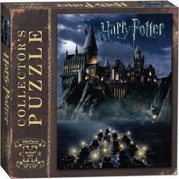 World of Harry Potter Puslespil (550 pieces)