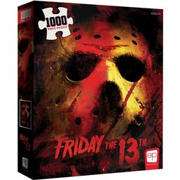 Friday the 13th Puslespil (1000 brikker)
