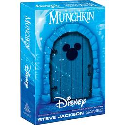 Munchkin Card Game Disney *English Version*