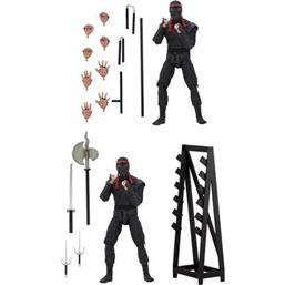Foot Soldiers with Weapons Rack Action Figure 2-Pack 18 cm