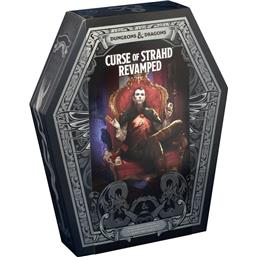 Curse of Strahd: Revamped RPG Box Set