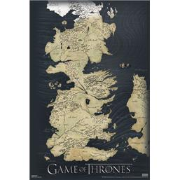 Game Of Thrones: Seven Kingdoms plakat