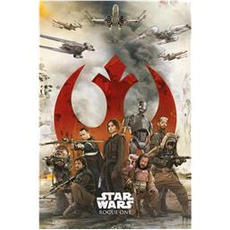 Rogue One Rebels Plakat