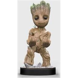 Marvel: Baby Groot Cable Guy 20 cm