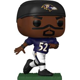 Ray Lewis POP! Sports Vinyl Figur