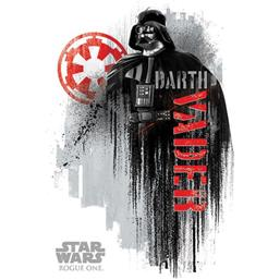 Star Wars: Rouge One Darth Vader Plakat