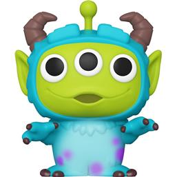 Alien Remix Sully POP! Disney Vinyl Figur (#759)