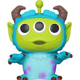 Alien Remix Sully Super Sized POP! Disney Vinyl Figur (#766)
