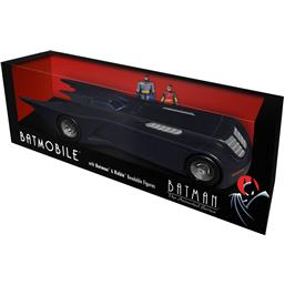 Batman: Batmobile inkl. Batman og Robin