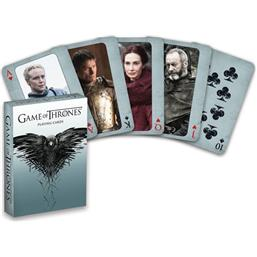 Game Of Thrones: Game of Thrones Spillekort