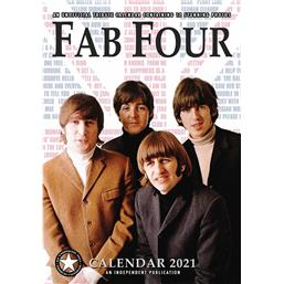 The Fab Four Kalender 2021