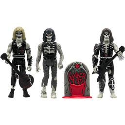 Live Undead Slayer ReAction Action Figure 3-Pack 10 cm