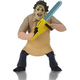 Leatherface Toony Terrors Action Figure 15 cm