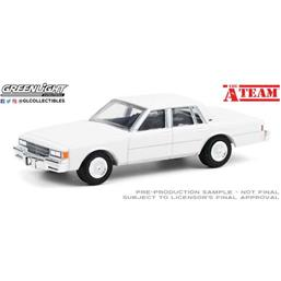 A-Team: Chevrolet Caprice Classic 1980 Diecast Model 1/64