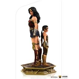 Wonder Woman & Young Diana Deluxe Art Scale Statue 1/10 20 cm