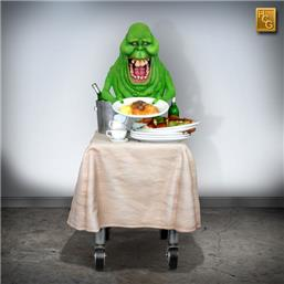Ghostbusters: Slimer 1/4 statue