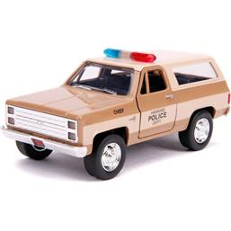 Stranger Things: Chevy K5 Blazer 1980 Diecast Model 1/32