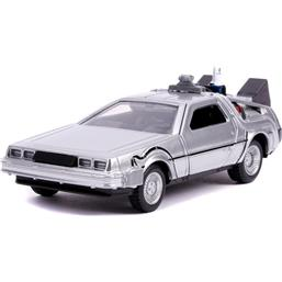 Back To The Future: DeLorean Time Machine Diecast Model 1/32