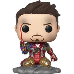 I Am Iron Man GITD POP! Movies Vinyl Figur (#580)