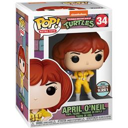 April O'Neil Specialty Series POP! Animation Vinyl Figur (#34)