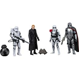 The First Order Action Figures 5-Pack 10 cm