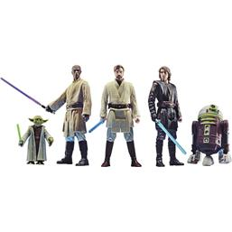 The Jedi Order Action Figures 5-Pack 10 cm